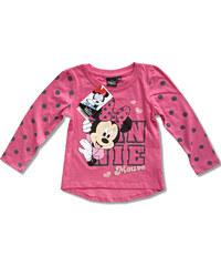 95672e0f5 Cactus Clone Kojenecké tričko pre dievčatá - MINNIE, pudrové - Glami.sk