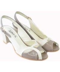 42830cd7fd062 Dámske sandále John-C   120 kúskov na jednom mieste - Glami.sk