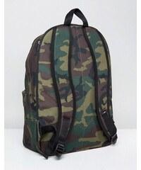 7c30826df VANS Maskáčový pánsky ruksak MN OLD SKOOL PLUS BA Classic Camo