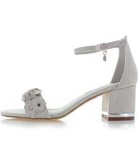 4e32fc649d759 Sivé Dámske sandále | 310 kúskov na jednom mieste - Glami.sk