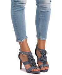 fd856a4959f69 Modré Dámske sandále | 1 440 kúskov na jednom mieste - Glami.sk
