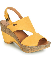61f5b67267e0e Dámske sandále na platforme | 1 420 kúskov na jednom mieste - Glami.sk