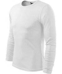 0365c2e965b90 ČistéOblečenie.sk Jednofarebné Pánske tričko s dlhým rukávom, Dlhý rukáv,  regular fit,