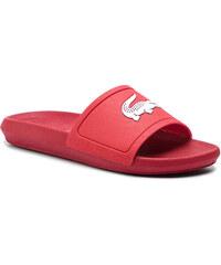 2c97dc8caf94b Šľapky LACOSTE - Croco Slide 119 1 Cma 7-37CMA001817K Red/White