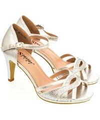 317b41447 Dámske topánky na podpätku z obchodu John-C.sk | 200 kúskov na ...