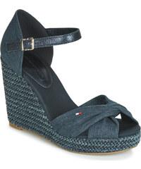6831598f0 Modré Dámske sandále   1 570 kúskov na jednom mieste - Glami.sk