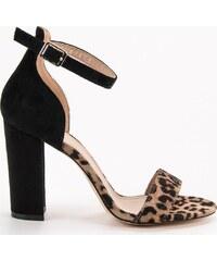 d10fc673e Čierne Dámske sandále z obchodu Londonclub.sk | 180 kúskov na jednom ...