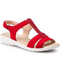 a2020baaa Červené, Elegantné Dámske sandále   110 kúskov na jednom mieste ...