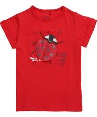 25cb5d40e Červené Dievčenské tričká - Glami.sk