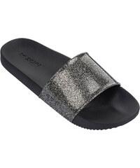 c73deb264cb7a Zaxy Dámske šľapky Snap Slide Glitter Fem 82440-90288 Glitter Black