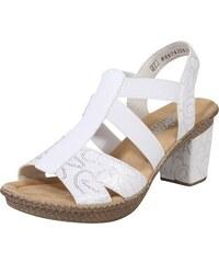 692762137 Biele Dámske sandále | 1 330 kúskov na jednom mieste - Glami.sk