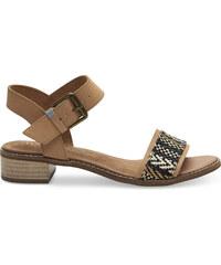 42925992e1e57 Hnedé Dámske sandále | 1 100 kúskov na jednom mieste - Glami.sk