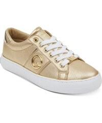 d11b00c871f35 GUESS tenisky Blume Low-Top Sneakers zlaté. - Glami.sk