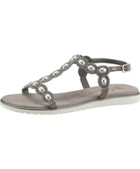 47d6b53b5d598 Sivé, Elegantné Dámske sandále | 20 kúskov na jednom mieste - Glami.sk