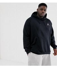 9f64ef091a910 Nike Jordan Plus Pullover Hoodie In Black 940108-010 - Black