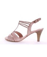 df89102610502 Dámske sandále TAMARIS (1-28304-20 624) - ružové (v.