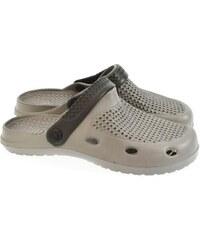 9a3133d51af45 Sivé Pánske domáce topánky, papuče z obchodu John-C.sk - Glami.sk