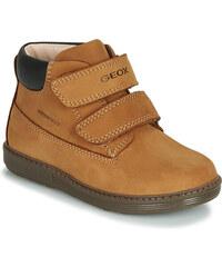 956934aab Geox Chlapčenské zimné topánky Orizont - žlto-hnedé - Glami.sk
