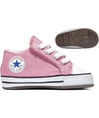 793c1e236 Converse - Chuck Taylor First Star Cribster - Detské topánky - ružová