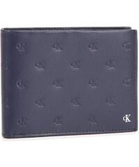 33e876b81 Veľká Peňaženka Pánska CALVIN KLEIN JEANS - Monogram Emboss Billfold W/ Coin  K50K505004 CG7