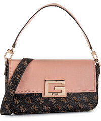 Guess dámska kabelka s nášivkami GLAMI.sk