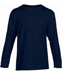 da3fa6b51 adidas Chlapčenská tepláková súprava Favorites - modro-čierna - Glami.sk