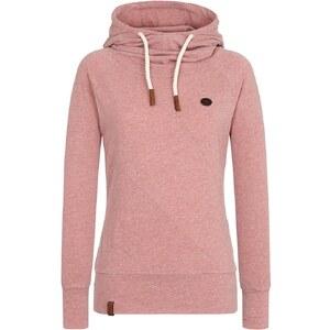 naketano Sweatshirt 'Kurzer Schniedelwutz' in rosé   ABOUT YOU