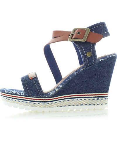 d529eee0845f1 Tmavo modré Dámske sandále | 510 kúskov na jednom mieste - Glami.sk