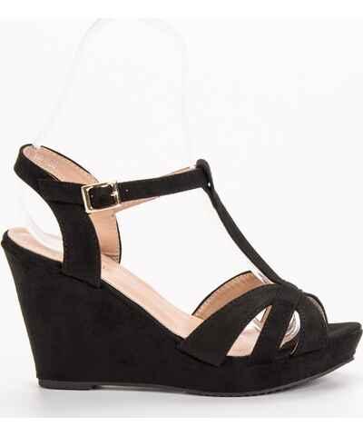 3bb3b14a6 Čierne Dámske sandále z obchodu Londonclub.sk | 180 kúskov na jednom mieste  - Glami.sk