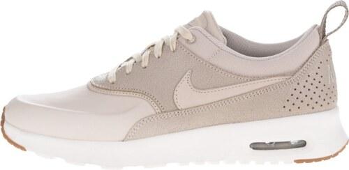 34778efec Béžové dámske kožené tenisky Nike Air Max Thea Premium - Glami.sk