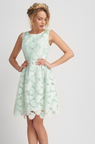 da89dcff2 Orsay Čipkované šaty s rozšírenou sukňou - Glami.sk