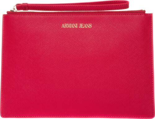 25ba16c259758 Armani Jeans Listová kabelka Červená - Glami.sk