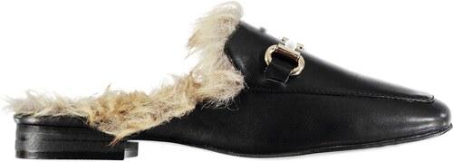 0efe542b1ea37 Dámske topánky Glamorous Fur Mules - Glami.sk