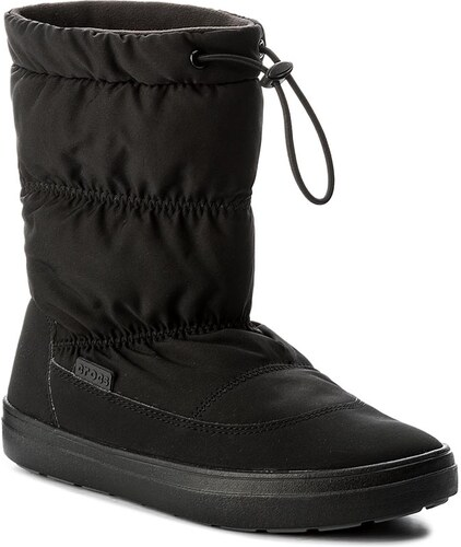 4a7a060deed81 Snehule CROCS - Lodgepoint Pull-On Boot 203422 Black - Glami.sk