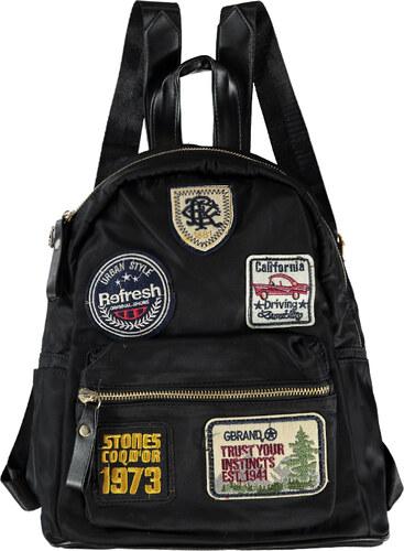 eb020fdbf Čierny ruksak Refresh 83125 - Glami.sk
