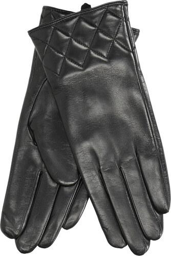 0f54bf796 Baťa Dámske kožené rukavice čierne - Glami.sk