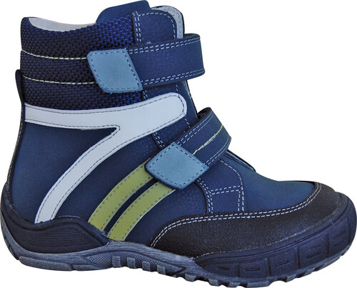 5f65e5746 Protetika Chlapčenské zimné topánky Endy - modré - Glami.sk