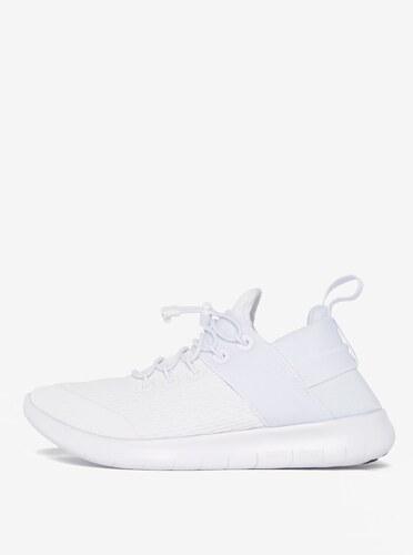 0ab6ed851396b Biele dámske tenisky Nike Free Commuter - Glami.sk