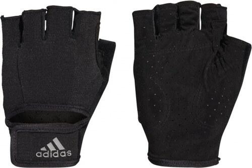 ef2dd2250255f Fitness rukavice adidas Performance VERS CLITE GLOV (Čierna / Strieborná)