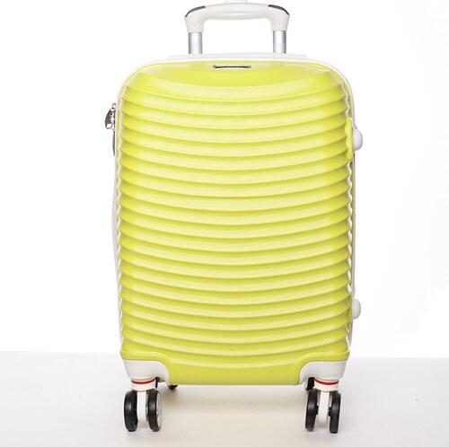 e7603247e8a30 Žltý cestovný kufor pevný - Ormi Jellato S žltá - Glami.sk