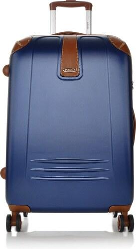 733b7d1452809 Dielle veľký cestovný kufor XL-97 litrový modrý 6dll-03-9-006-k02 ...