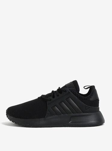 f80f408878fb0 Čierne detské tenisky adidas Originals X_PLR C - Glami.sk