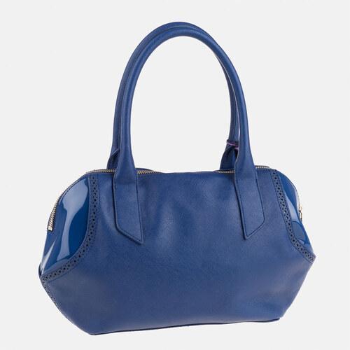 9208e36aa Modrá kabelka Armani Jeans - Glami.sk