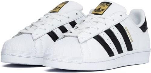 2e4f506d81ec6 Dámske tenisky Adidas Superstar Junior White black - Glami.sk