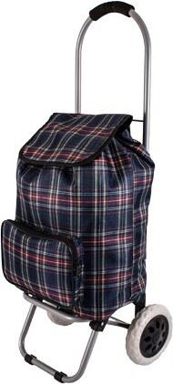 a04535a85840d Larabags nákupná taška na kolieskach