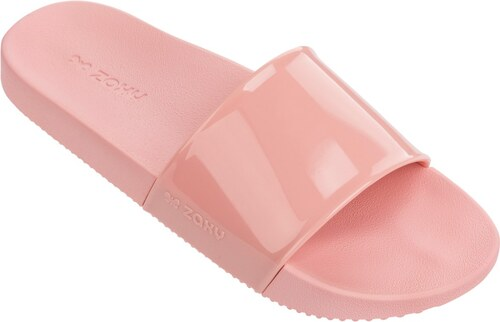 2e77abbd9 Zaxy púdrové šľapky Snap Slide Fem Pink - Glami.sk
