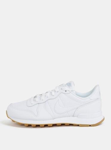 461137349a985 Biele dámske kožené tenisky Nike Internationalist - Glami.sk