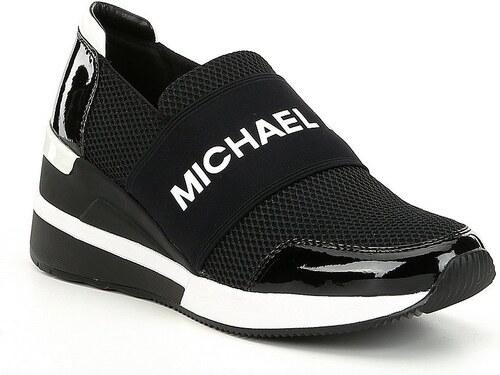 bf295389e875a Tenisky Michael Kors Felix Sneakers černá - Glami.sk