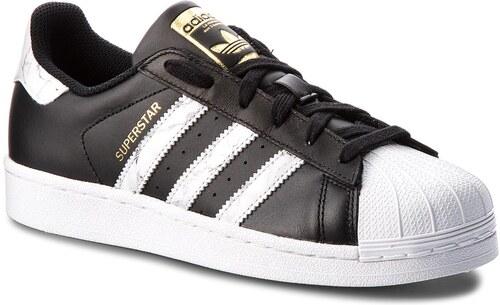 19c42d02be08e Topánky adidas - Superstar D96800 Cblack/Ftwwht/Gold.F - Glami.sk