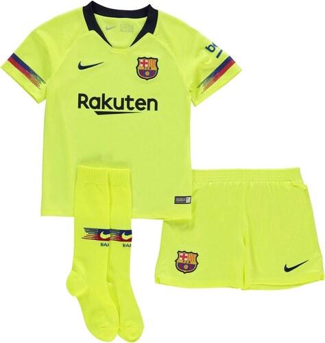 68997c5ed0441 Detské oblečenie Nike Barcelona Away Mini Kit 2018 2019 - Glami.sk